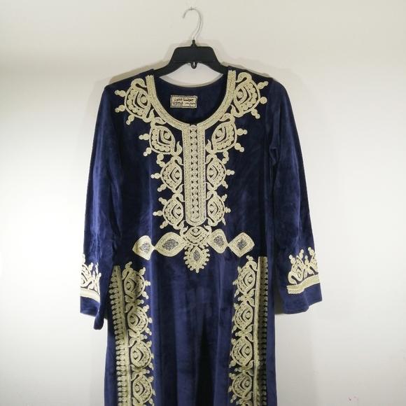 Dresses & Skirts - ☘️ Egyptian Women Embroidered Handmade Abaya